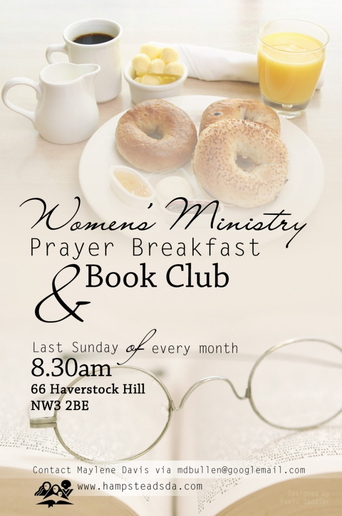 Women's Prayer Breakfast and Book Club